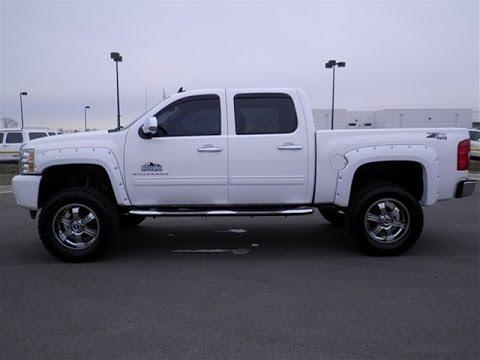 Sold 2013 Chevrolet Silverado1500 Crew Cab Rocky Ridge