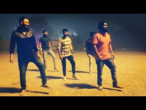 Bhangra Dance On Taare Taare Taare By Rajbir Zaildar