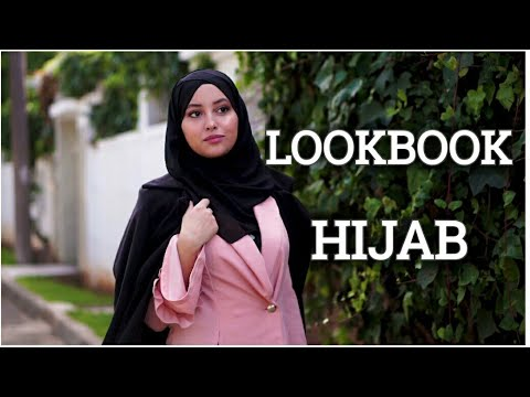 LOOKBOOK HIJAB 2019 تنسيقات للمحجبات