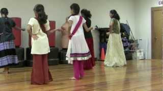 Radha on the Dance Floor & Gun Gun Guna Re Dance