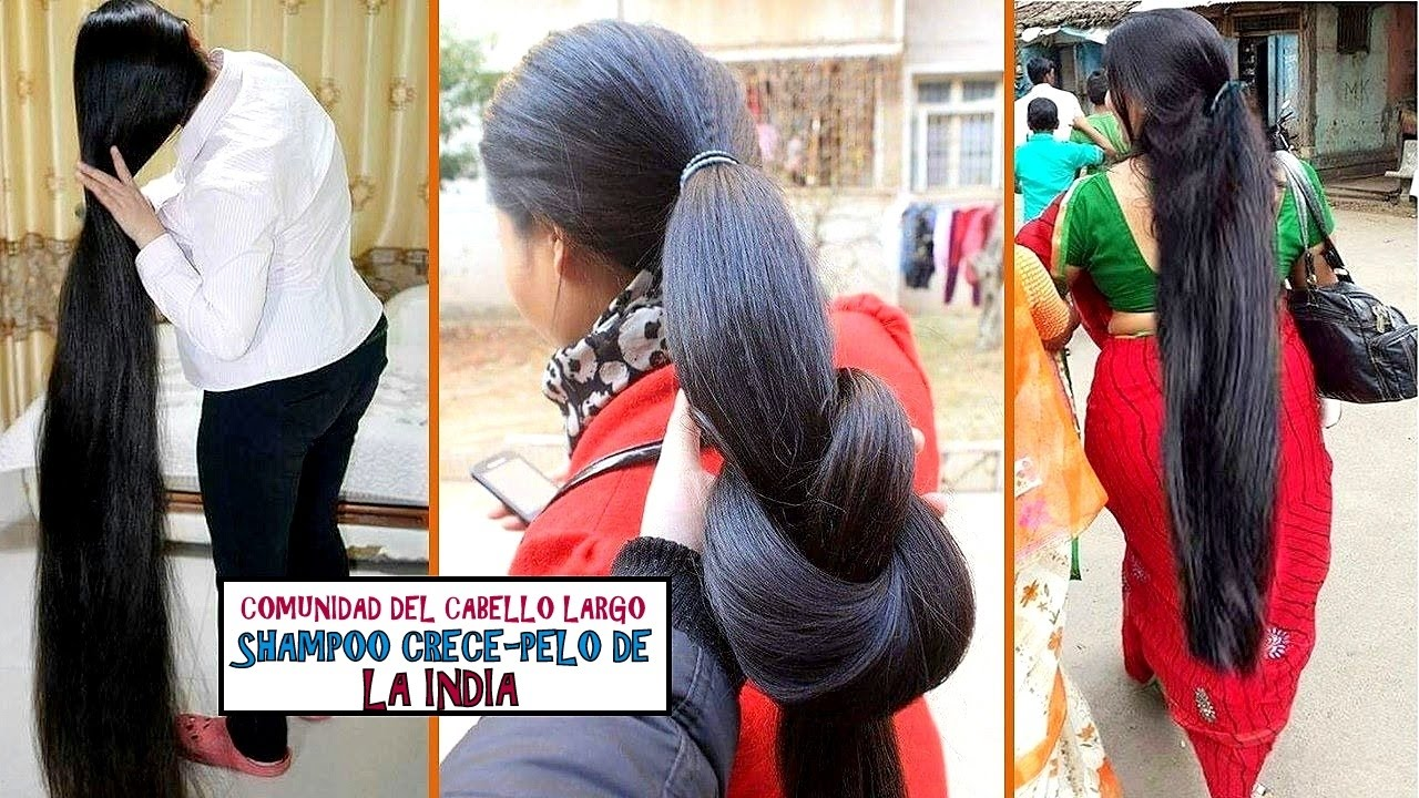 C mo hacer crecer el cabello secreto de la india y - Secretos de india ...