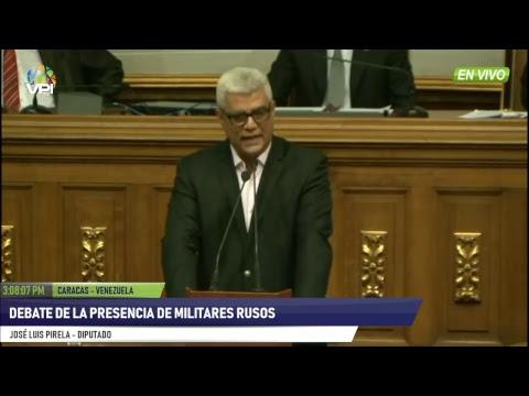 EN VIVO - Sesión de la Asamblea Nacional de Venezuela