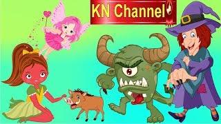 Hoạt hình KN Channel BÉ NA PHÁT HIỆN BÀ PHÙ THỦY GIẢ LÀM TIÊN BƯỚM BẮT CÓC EM BÉ tập cuối thumbnail