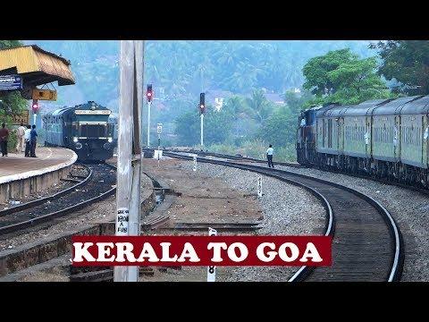 Ernakulam Mumbai Duronto Full Journey 1 thumbnail