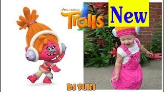 Trolls Movie Characters in Real Life HD