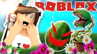 Roblox   Growing Kiwi and Riding In UFO'S   Treelands Beta