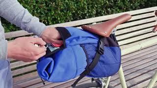 Обзор подседельной сумки - Велоаксессуары Вело-Хорошо