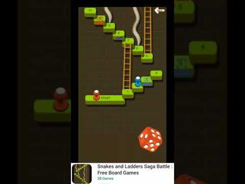 Snakes And Ladders Battle Saga : Free Board Game, Mini Snake Game, Snakes And Ladders Battle, Battle