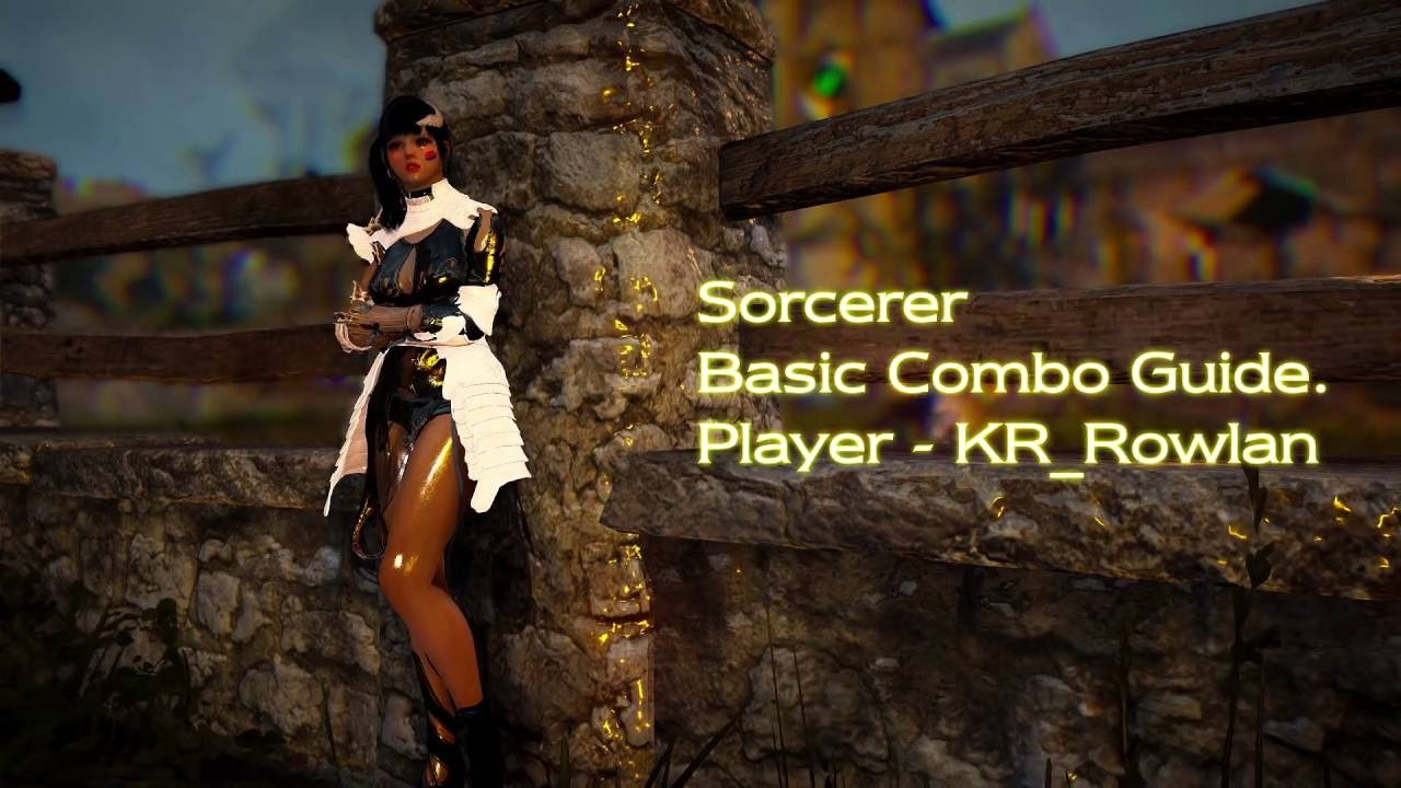 Sorceress Guide | Black Desert Online