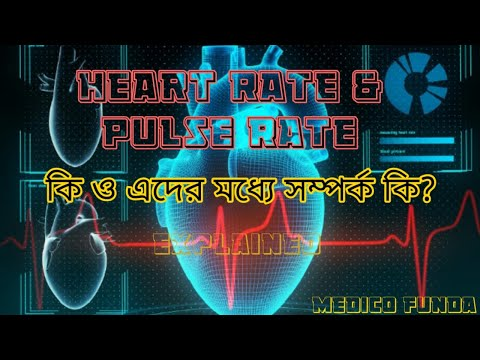 heart-rate---what-is-heart-rate-  -pusle-rate-&-there-relation- -cardiovascular-system-in-bangla