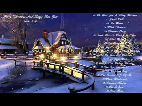 Best Of Christmas Instrumental Music 2015 | Playlist Christmas Songs ( Part 1)
