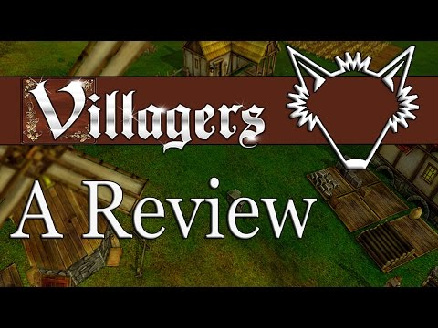 Villagers: A Review of the Brand New Medieval Town Simulator on Steam | New Release 2016