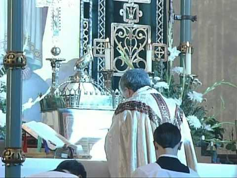 Traditional Latin Nuptial Mass - 1962 Rite Wedding Ceremony - Part 2 of 3