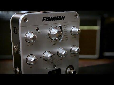 Fishman Aura® Spectrum DI Preamp Demo With Greg Koch
