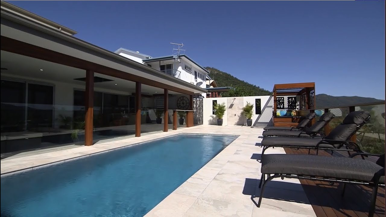 luxury custom designed home - integrity new homes whitsundays