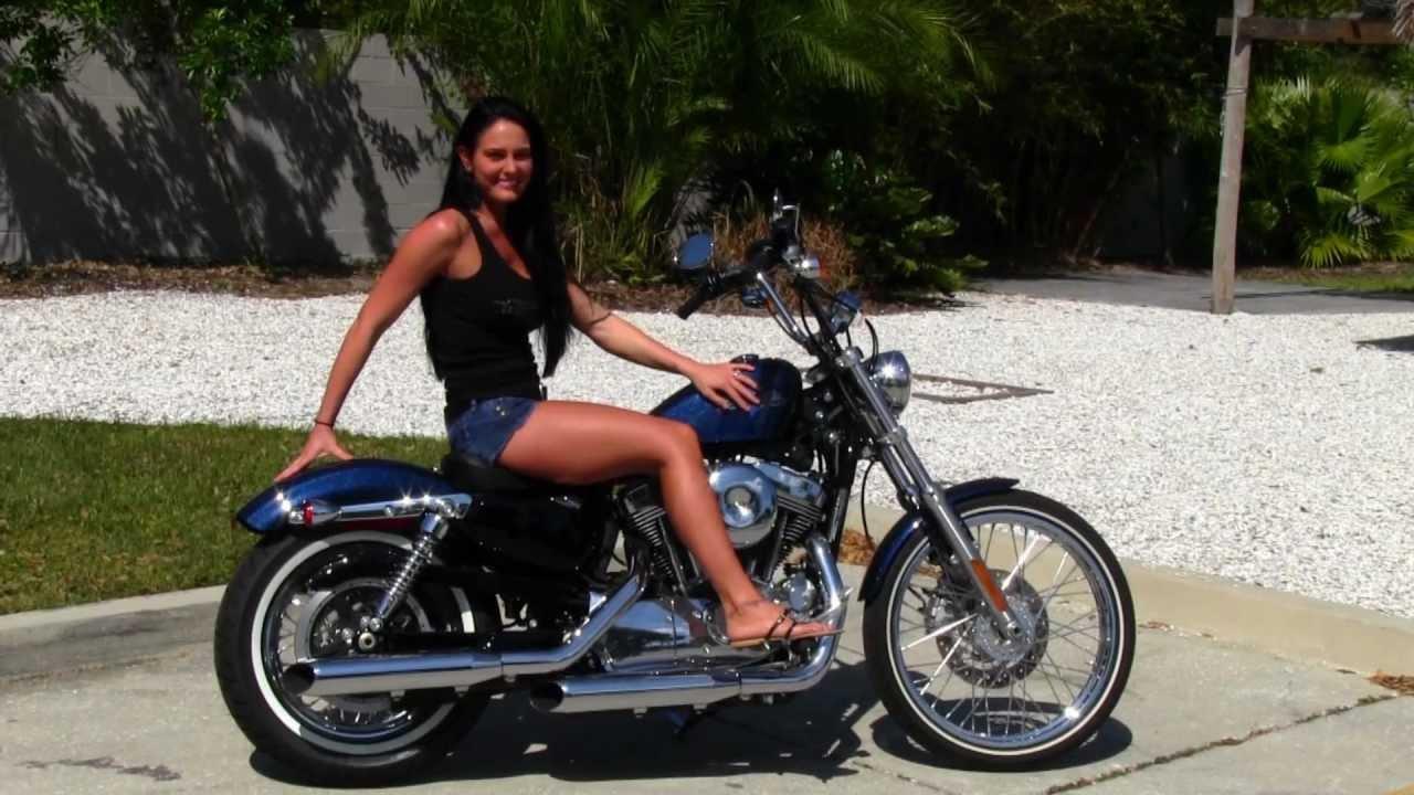 Harley Davidson Seventy Two Custom