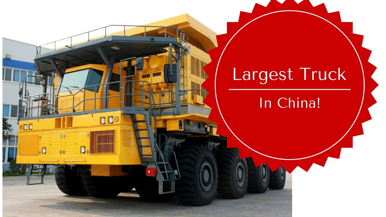 biggest chinese mining truck the awesome wtw220e unbelievable and huge youtube. Black Bedroom Furniture Sets. Home Design Ideas