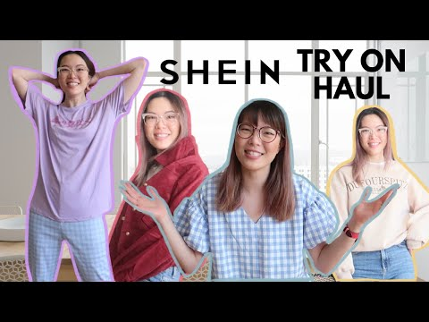 Shein Try On 2020 (not sponsored!)  | Shein Haul shipping to Australia!