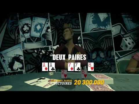 PROMINENCE poker France 75 niveau 10 000 000 jetons