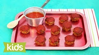 Meatloaf Recipe - Meals In A Muffin Tray
