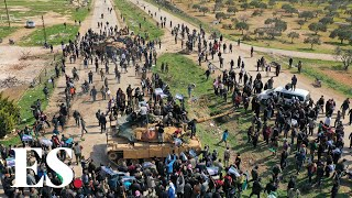 Syrian conflict: Why is Syria still at war, nine years on?