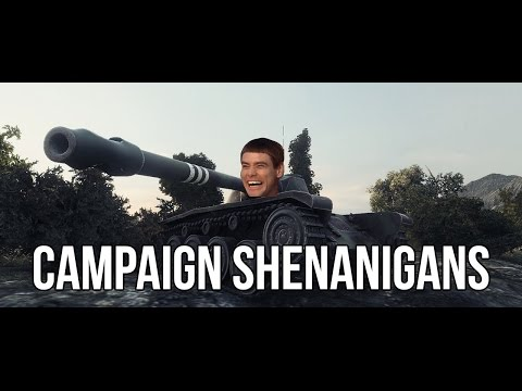 World of Tanks | Stronghold, Karaoke and Shenanigans