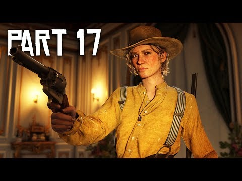 Red Dead Redemption 2 Gameplay Walkthrough, Part 17!! (RDR 2 PS4 Gameplay)