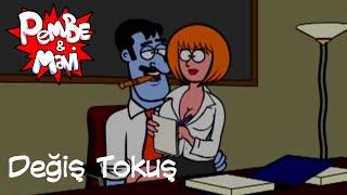 Pembe Ve Mavi - Değiş Tokuş (Bölüm 1) | Çizgi Film