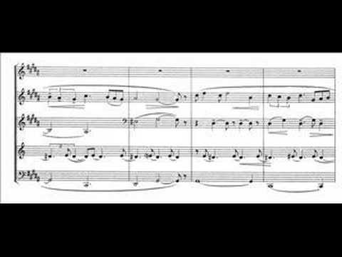 Barber - Summer Music for Wind Quintet (Part 1)