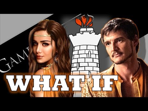 Game of Thrones WHAT IF: Elia Martell Married Baelor Hightower  GIVEAWAY!