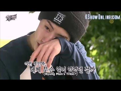 Heartbreaking MarkGOT7 Shed tears in Law Of The Jungle