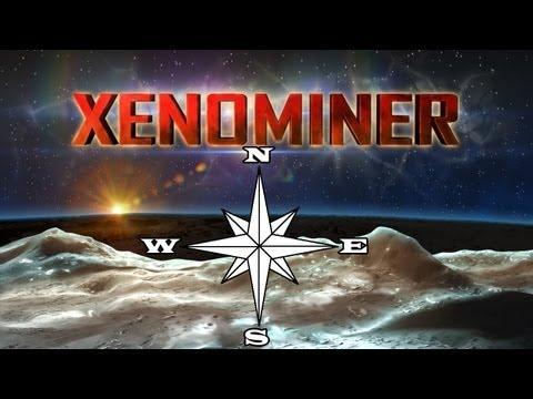 Xenominer 15. Север, юг, запад, восток. Русский летсплей.