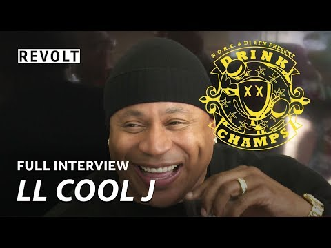 LL Cool J  Drink Champs Full Episode
