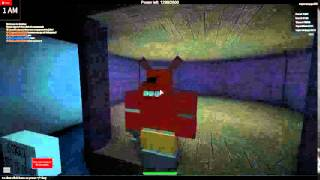 ROBLOX Five Night's At Freddy's V.S Part 2 so bord :(