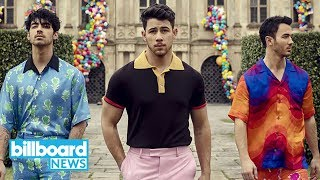 "Baixar Jonas Brothers Confirm Comeback, New Single ""Sucker"" Out Tomorrow 