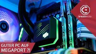 GUTEN GAMING PC bei MEGAPORT GEFUNDEN? | Ich bin schockiert! xD #KreativeFragen 55