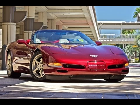 "2003 Chevrolet Corvette ""50th Anniversary Edition"" - YouTube"