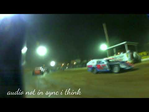 Rear view cam of Marty Smith Jr @belle-clair 9-8-17 b-mod feature