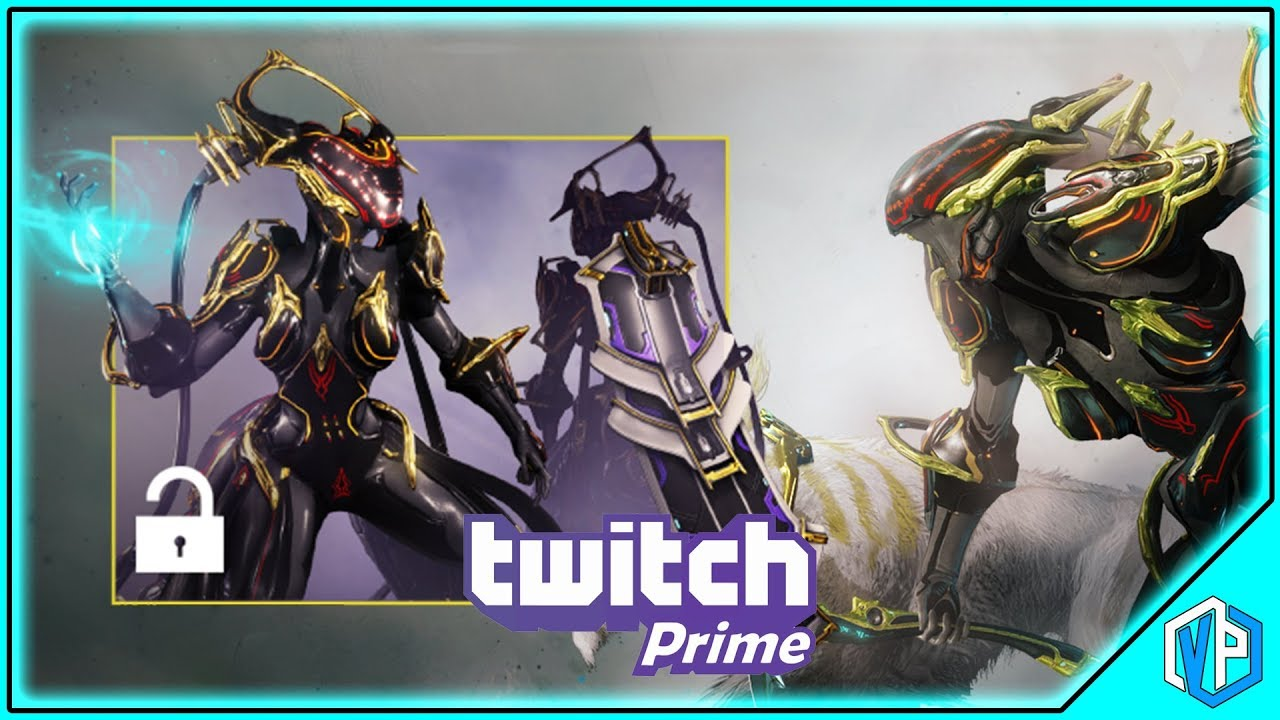 Warframe: Get a FREE Trinity Prime with TWITCH PRIME