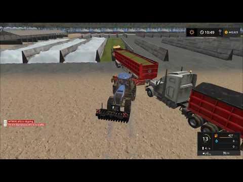 Farming simulator 17 Timelapse Australian x16 Map Broad acres Ep#30