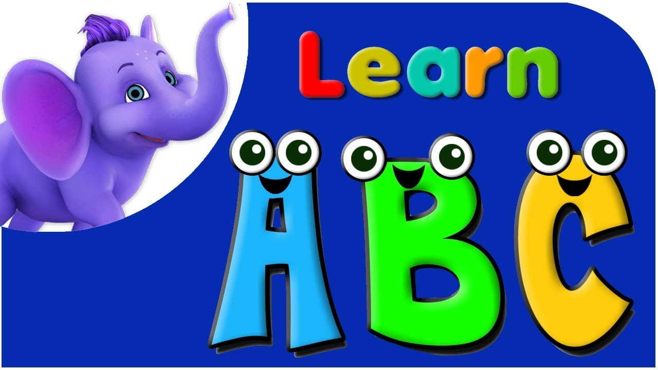 Worksheets Alphabet For Preschoolers lets learn the alphabet preschool learning youtube learning