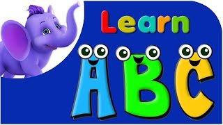 Let's Learn the Alphabet - Preschool Learning