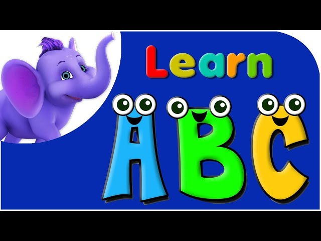 Let's Learn the Alphabet - Preschool Learning Travel Video