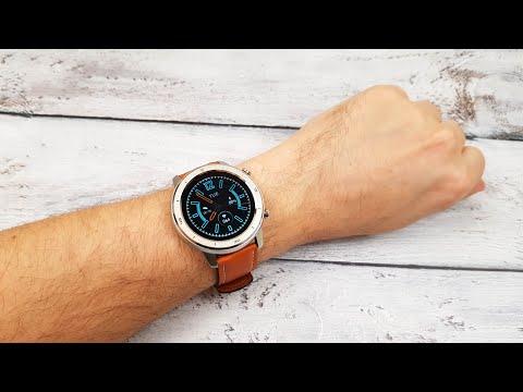 Доступные смарт часы SCOMAS DT78 с круглым IPS экраном и отличной автономностью