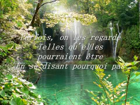 il y a -vanessa paradis(paroles) karaoké.wmv