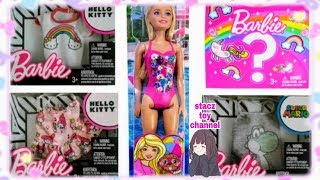 Barbie Accessories Mystery Packs, Barbie Fashion Packs / Barbie Toy Opening
