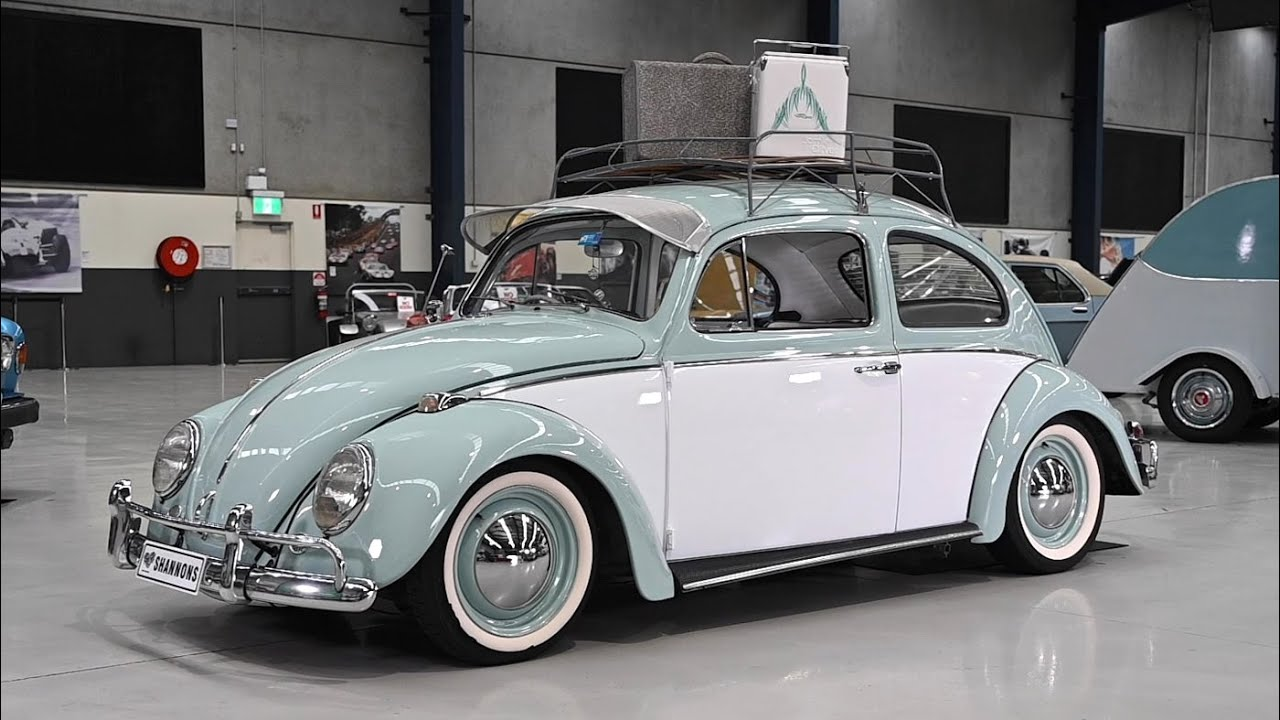 1964 Volkswagen Beetle 1200 'Twin Port' Sedan - 2020 Shannons Melbourne Autumn Classic Auction
