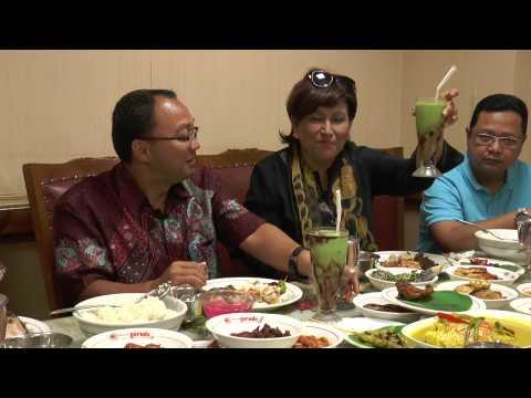 พาทูตเข้าครัว  Diplomats Society นักการทูต Indonesia Jarkata Part 1 ออกอากาศ 28 11 57