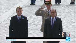 Baixar Emmanuel Macron: Revisit our special report on France's new president!