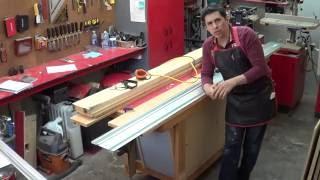 Fabricando una base para cama 14E [video66]